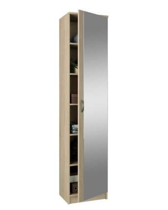 Платяной шкаф MFMaster МСТ-ПДО-Ш1-З1 35х45х200, бук