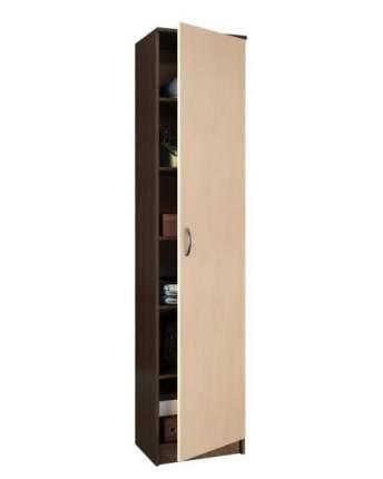 Платяной шкаф MFMaster МСТ-ПДО-Ш1-##-20 35х45х200, венге/дуб молочный