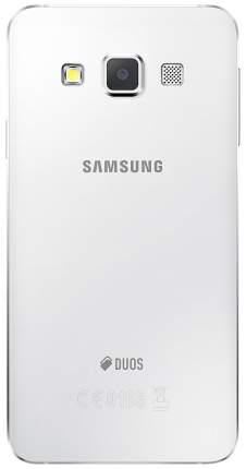 Смартфон Samsung Galaxy A3 16Gb White (SM-A300F)