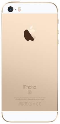 Смартфон Apple iPhone SE 16GB Gold (MLXM2RU/A)