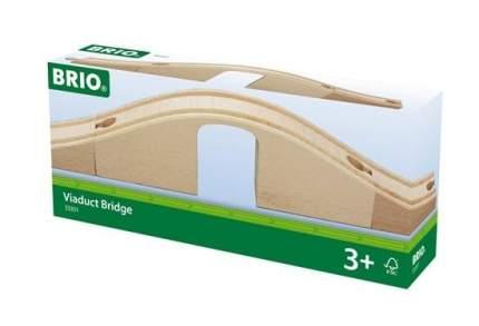 Железнодорожный набор Brio виадук с аркой 33351