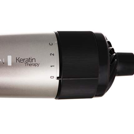 Фен-щетка Remington Keratin Therapy AS8110 Beige/Black