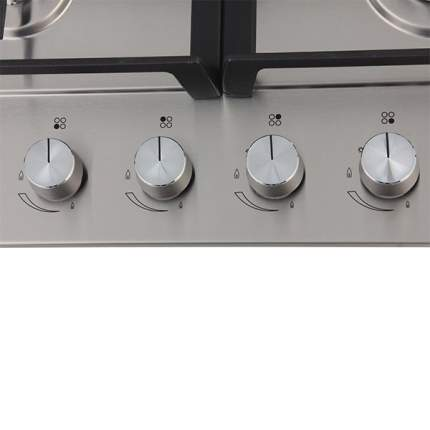 Встраиваемая варочная панель газовая Samsung NA64H3010AS Silver