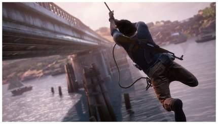 Игра Uncharted 4: Путь вора для PlayStation 4