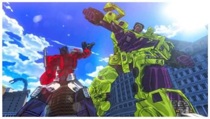 Игра Transformers: Devastation для Xbox 360