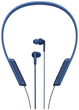 Беспроводные наушники Sony MDR-XB70BT Blue
