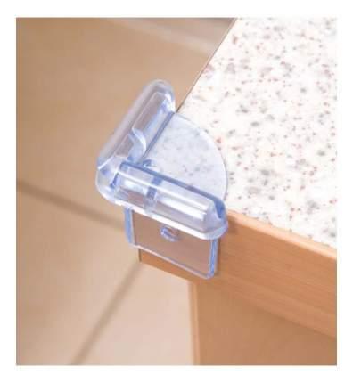 Защита на углы (4 штуки в упаковке), прозрачный