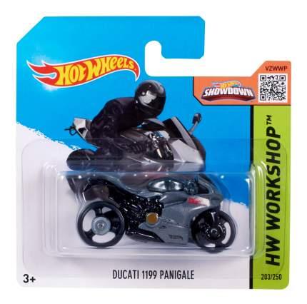Мотоцикл Hot Wheels Ducati 1199 PANIGALE 5785 CFH92
