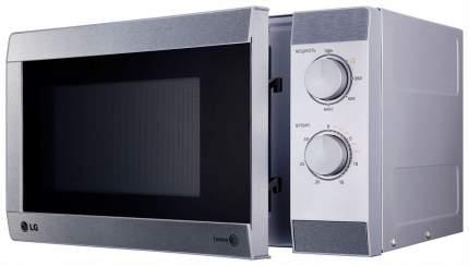 Микроволновая печь соло LG MS2022U silver