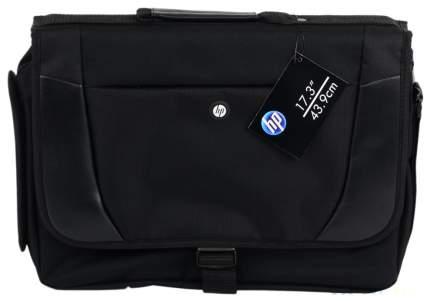 """Сумка для ноутбука 17.3"""" HP Essential Messenger черная"""