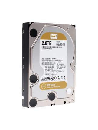Внутренний жесткий диск Western Digital Gold 2TB (WD2005FBYZ)