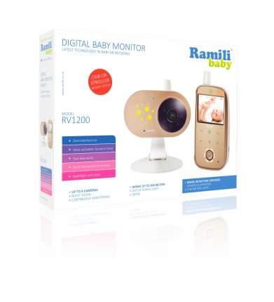 Видеоняня цифровая Ramili RV1200