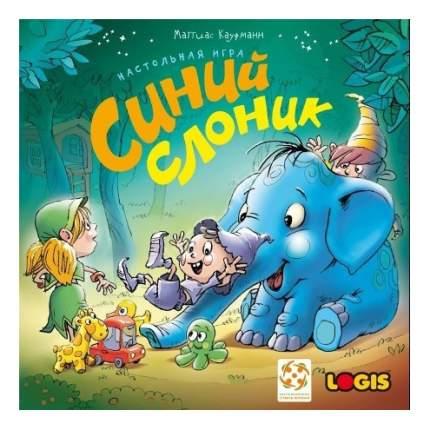 Настольная игра LOGIS Синий слоник
