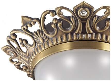 Встраиваемый светильник Novotech Barogue 369980