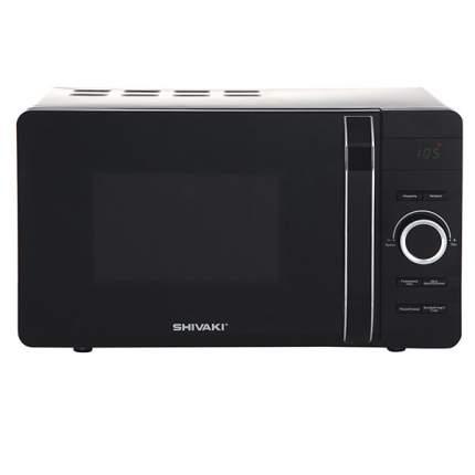 Микроволновая печь соло SHIVAKI SMW2017EB black
