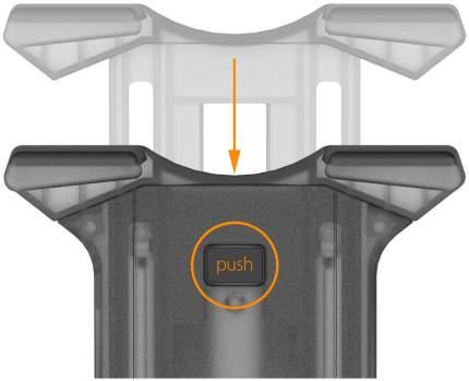 Держатель автомобильный Onetto Tablet Mount Easy Smart Tab 2 VAXTEM42F