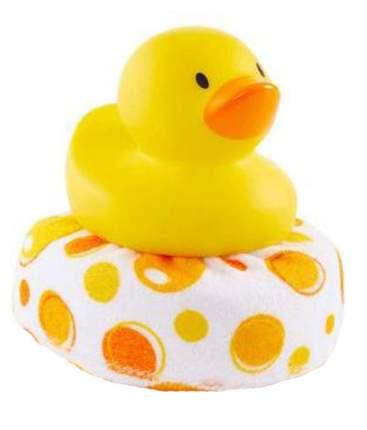 Мочалка для ванны Munchkin Уточка с рождения