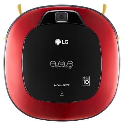 Робот-пылесос LG Hom-Bot Square VRF6043LR Red/Black