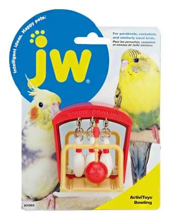 Игровая площадка, Погремушка для птиц Пластик, Металл, 6,8x7,3см JW31093/10938