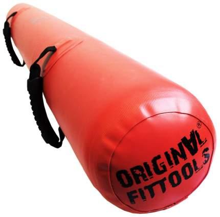 Боксерский мешок Original Fit.Tools FT-PWRB-S красный