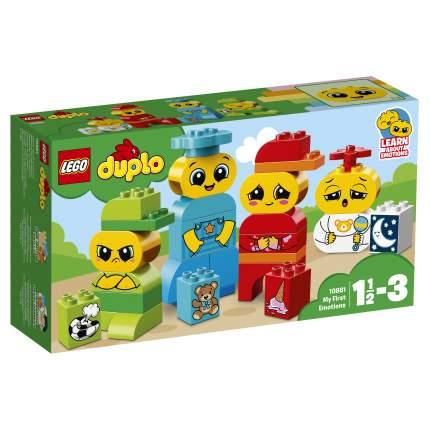 Конструктор LEGO Duplo My First Мои первые эмоции (10861)