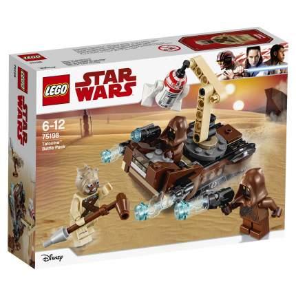 Конструктор LEGO Star Wars Боевой набор планеты Татуин (75198)