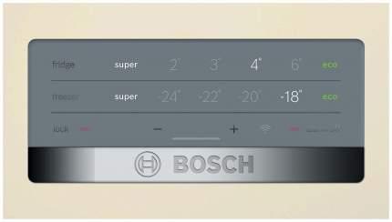 Холодильник Bosch KGN39VK21R Beige