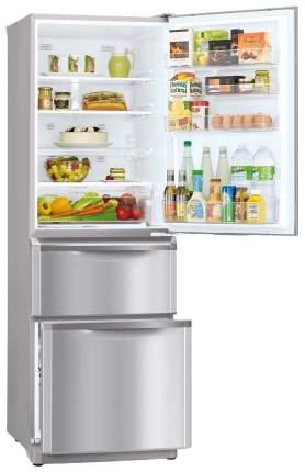 Холодильник MITSUBISHI ELECTRIC MR-CR46G-HS-R Silver
