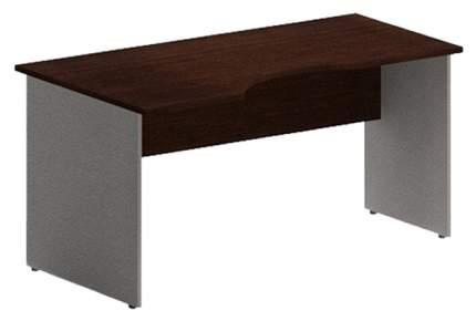 Компьютерный стол SKYLAND СА-1Л 00-07010076, венге магия/металлик