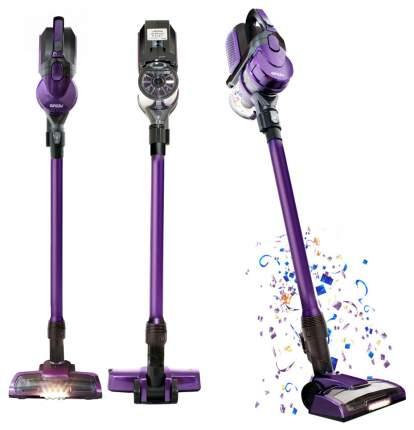 Вертикальный пылесос Ginzzu  VS402 Purple