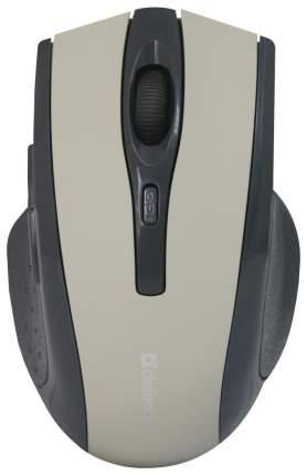 Беспроводная мышка Defender MM-665 Grey (52666)