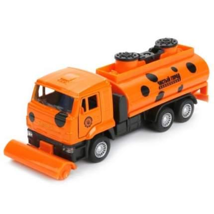 Камаз Технопарк камаз уборочная машина оранжевый sb-16-74-b2-wb