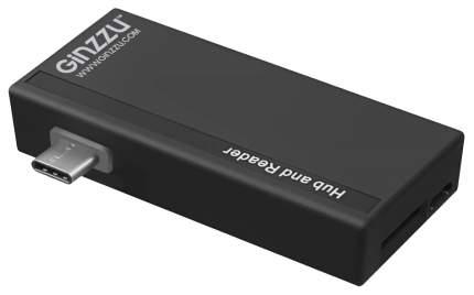 Устройство для чтения карт памяти Ginzzu GR-562UB
