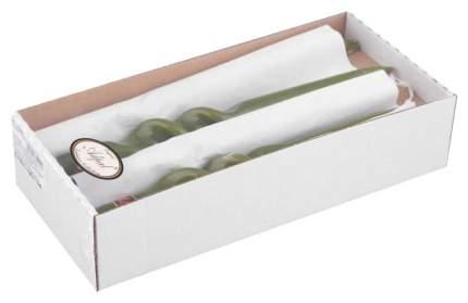 Набор свечей Adpal 348-444 Зеленый