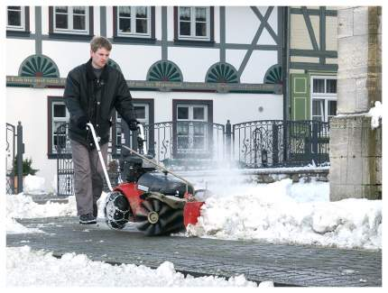 Бензиновый снегоуборщик Tielbuerger TK36