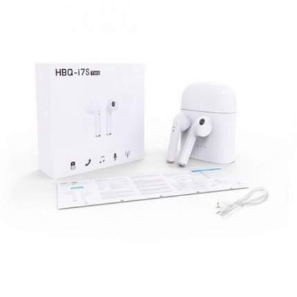Беспроводные наушники TWS HBQ-i7S White