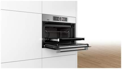 Встраиваемый электрический духовой шкаф Bosch CSG656RS7 Silver