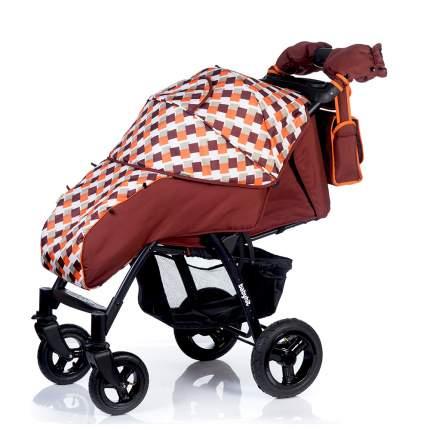 Прогулочная коляска Babyhit Travel Air Brown Orange