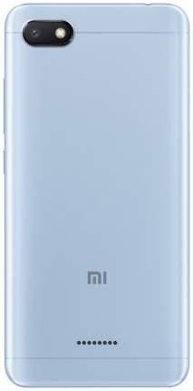Смартфон Xiaomi Redmi 6A16Gb Blue (Global Version)