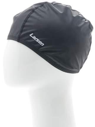 Шапочка для плавания Larsen 3059 black