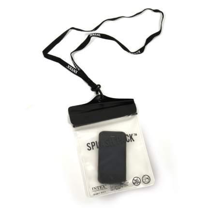 Гермочехол Intex Splash Pack черный 22 x 20,5 см
