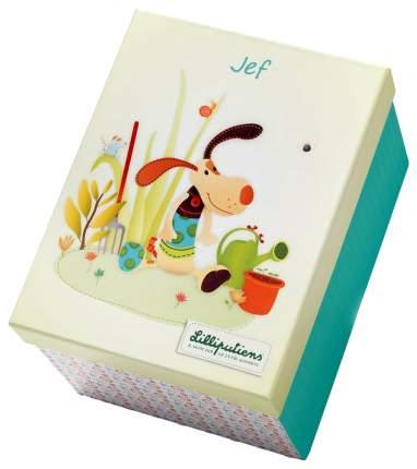 """Lilliputiens игрушка """"собачка джеф""""; подарочная упаковка"""