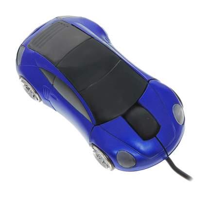 Проводная мышка China bluesky trading co Машина Blue/Black (92875)