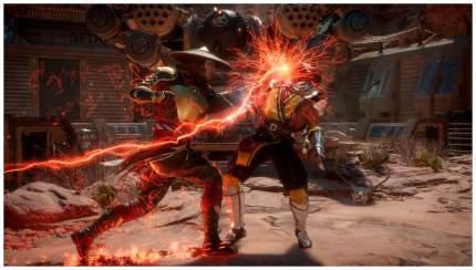 Игра для PlayStation 4 Mortal Kombat 11