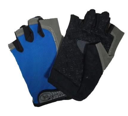 Перчатки женские,спортивные HOTLLR 5B22252  М голубые