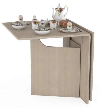 Кухонный стол Mobi Стол раскладной Дублин-4060 дуб паллада 9х83х76 см