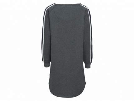 Повседневное платье женское Esmara 16017b серое