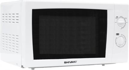 Микроволновая печь соло SHIVAKI SMW2012GMW White