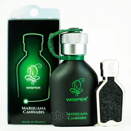 Парфюмерная Вода Marijuana Cannabis (Марихуана Канабис), Wisper арт. WMC