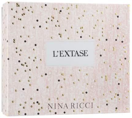 Парфюмерный набор Nina Ricci L'extase Set